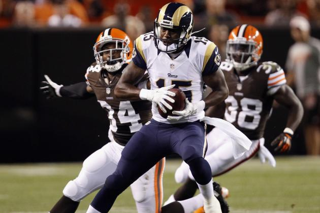 Mistake-Prone Rams Fall to Cleveland in Preseason Opener