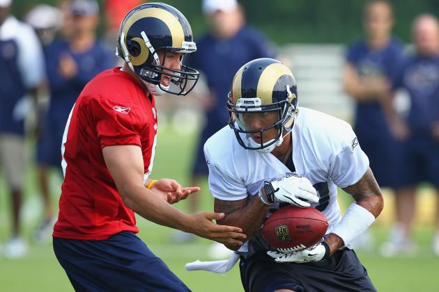 5 Players off to Best Starts at St. Louis Rams' Camp
