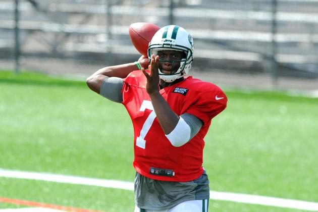 Geno Smith Must Make Superiority over Mark Sanchez Clear vs. Detroit Lions