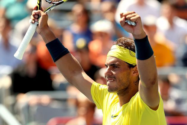 Rafael Nadal's Victory vs. Jerzy Janowicz Proves Return to Elite Form