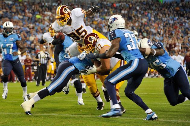 Positives and Negatives of the Washington Redskins' Preseason Debut