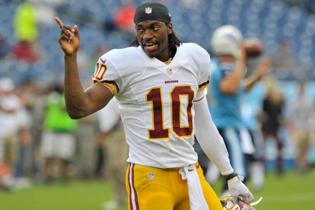 How the Washington Redskins Can Ensure Explosive Start to RG3's 2013 Season
