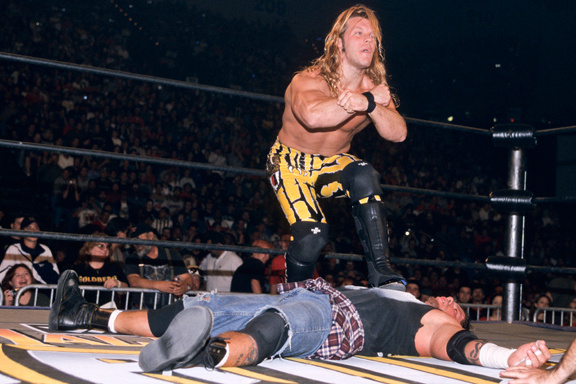 WCW's Best That Never Was: WCW's Chris Jericho Could Have Been Better Than WWE's