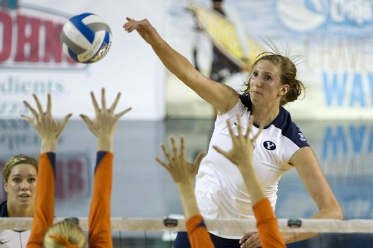 College Volleyball Star Chooses to Redshirt Senior Season to Focus on Basketball