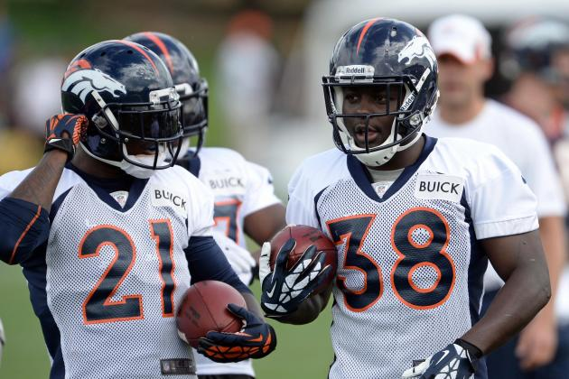 Does the Denver Broncos' Running Back Competition Even Matter?