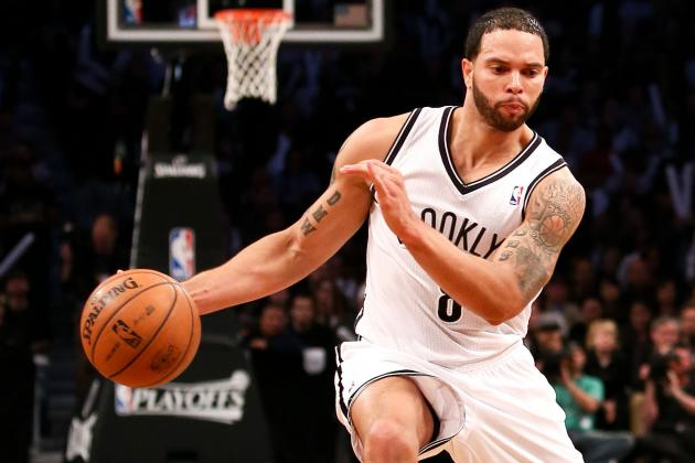 Is This a Make-or-Break Season for Deron Williams as an Elite NBA PG?
