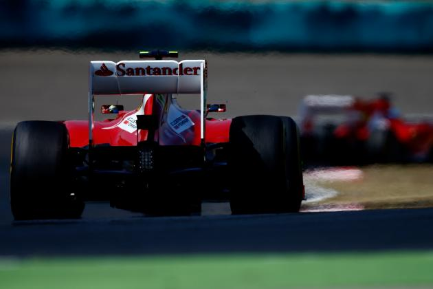 Breaking Down Where Ferrari Stand in 2014 Formula 1 Driver Search