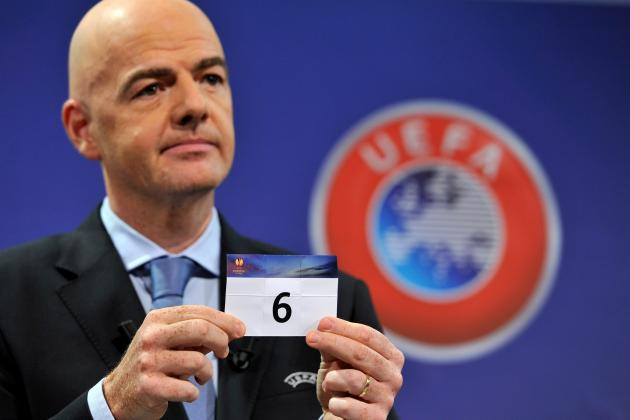 Europa League 2013-14 Draw: Full Playoff Round Fixtures Released