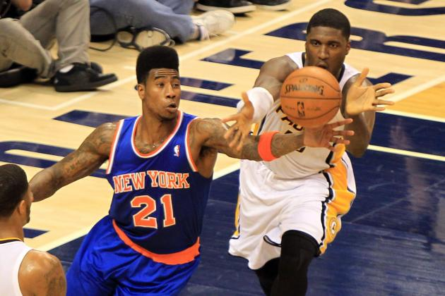 Is Iman Shumpert Key to Knicks' Future, or Is He New York's Biggest Trade Chip?