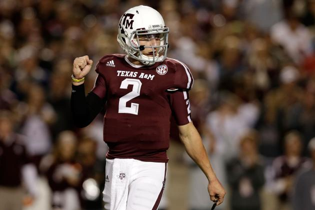 Johnny Manziel Must Play at Least One More Season Before Entering NFL Draft