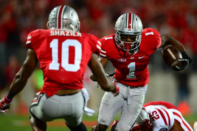 Ohio State Football: Ryan Shazier, Bradley Roby Named to SI's All-America Team