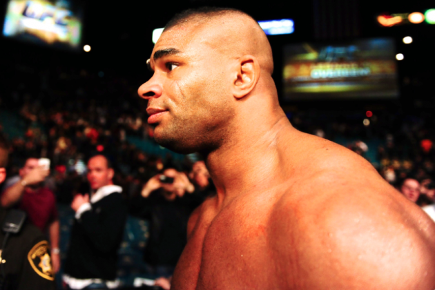 Has Alistair Overeem's Time Passed?