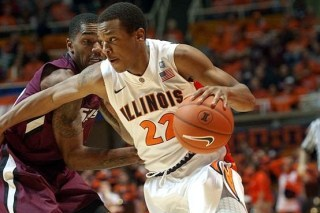 Former Illinois Forward Jereme Richmond Facing Jail Time