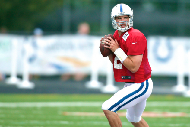 How Andrew Luck Can Become a Top-5 NFL Quarterback in 2013