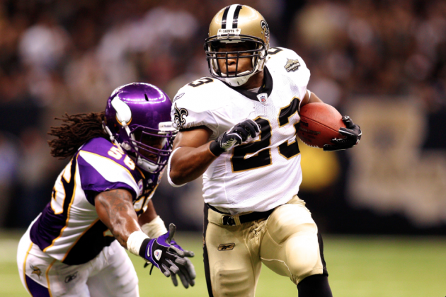 How Important Is a Running Game to the Saints Offense in 2013?