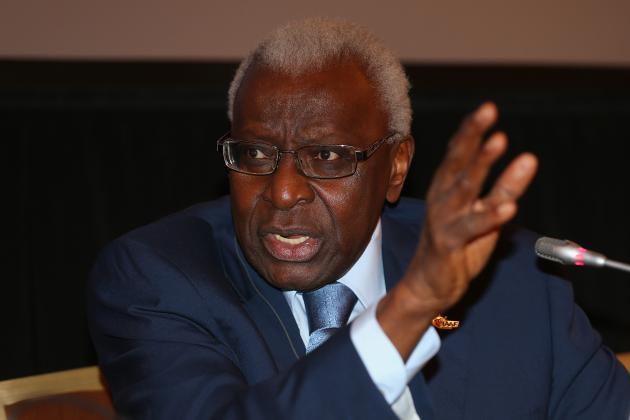 IAAF President Lamine Diack: 'No Problem' with Russia's Anti-Gay Laws