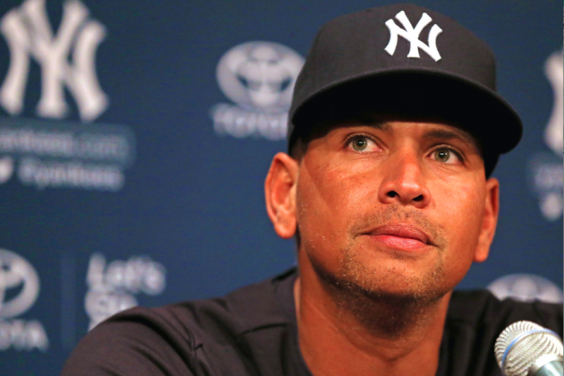A-Rod Does Not Deserve to Be Booed by Home Fans in Yankee Stadium Return