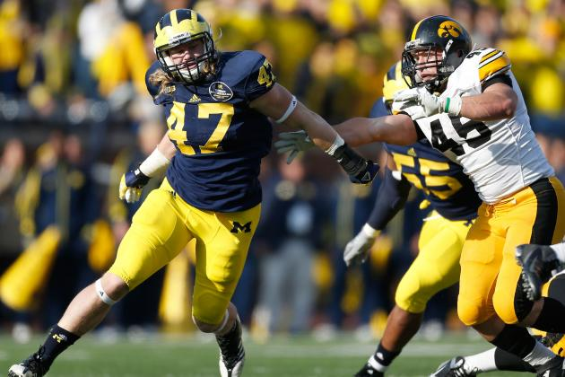 Michigan Football: Breaking Down Jake Ryan's Return to the Wolverines