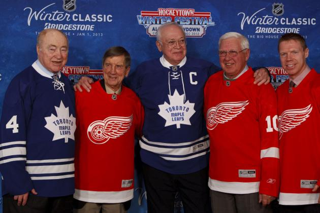 NHL Ruining Winter Classic Tradition with Overdose of Outdoor Games in 2013-14