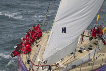Clipper Events Debuts the Rolex Fastnet Race 2013