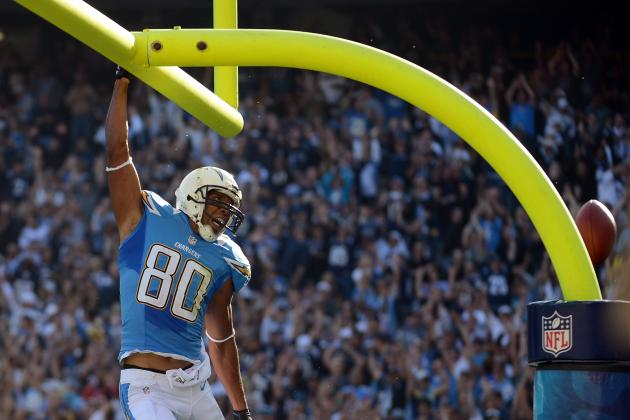 2013 Fantasy Football Wide Receiver Rankings by Tier: The Rest
