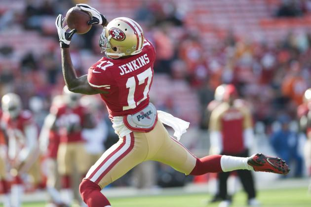 Will A.J. Jenkins Miss the Cut for San Francisco 49ers?