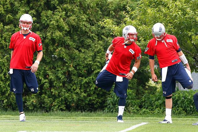 Patriots Backup QBs Ryan Mallett, Tim Tebow: What's the Best Case Scenario?