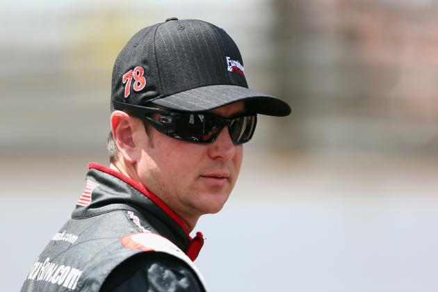 Why Furniture Row Racing Is the Best Team for Kurt Busch in 2014
