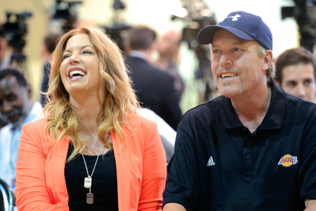 Can LA Lakers Flourish with Jeanie and Jim Buss on Two Different Pages?