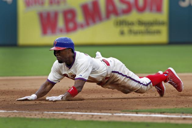 Ranking Potential Landing Spots for Jimmy Rollins