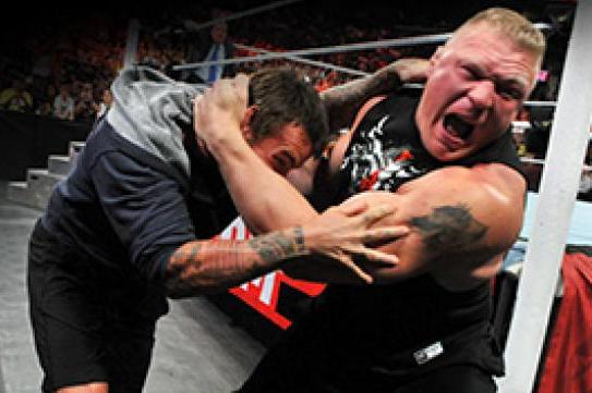 Brock Lesnar Finally Being Used to Perfection by WWE Creative
