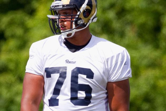 Rodger Saffold May Miss a Preseason Game or Two
