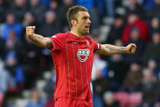 Rickie Lambert's Story Is a Good One, but It's Goals England Fans Care About