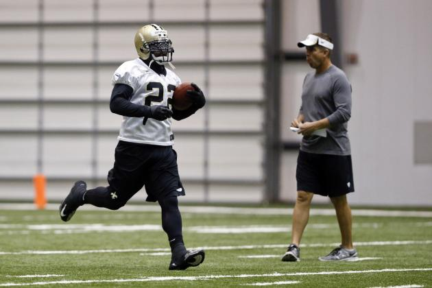 Is Mark Ingram Finally Ready for a Breakout Season?