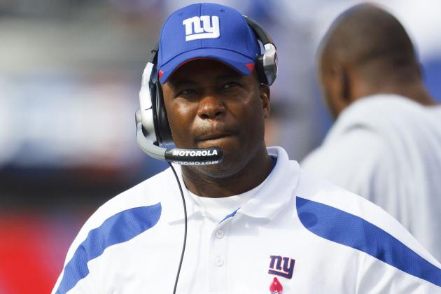 New York Giants DC Perry Fewell Will Save His Job with Creativity and Innovation