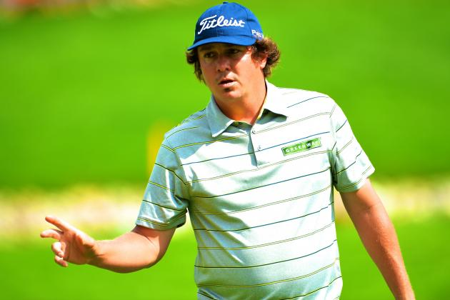 Jason Dufner Ties Major Record with 63 in Round 2 of PGA Championship