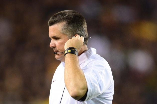 Predicting Each Loss on Arizona State Football's 2013 CFB Schedule