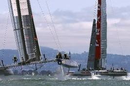America's Cup: Luna Rossa Beats Artemis in Race 3
