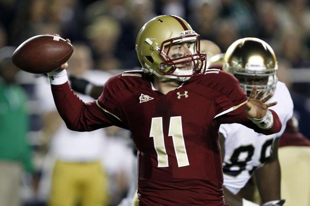2013 ACC Football: Analyzing the Boston College Eagles Schedule