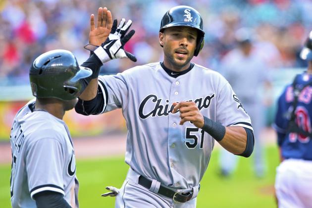 Can Alex Rios Replace Nelson Cruz's Bat in Texas Rangers Lineup?