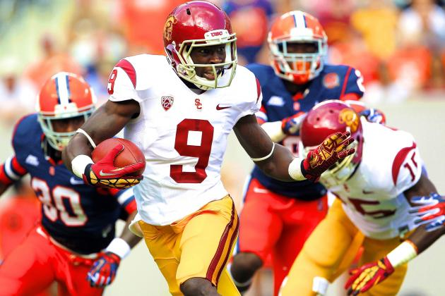 Marqise Lee Injury: Updates on USC WR's Status