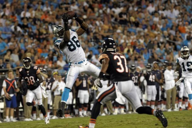Panthers 24, Bears 17