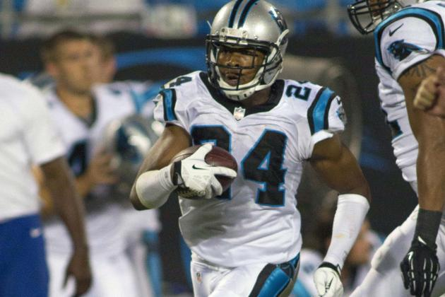 Panthers Opened Up Preseason Play Friday Night with a 24-17 Win