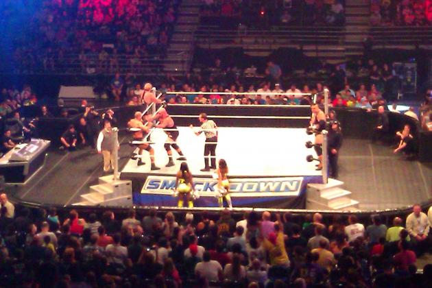 Why Nothing Beats the Live Experience at a WWE Event