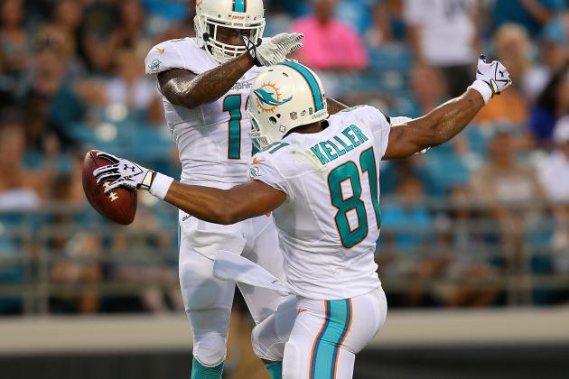 Offense Slow to Start but Dolphins on Track with Win