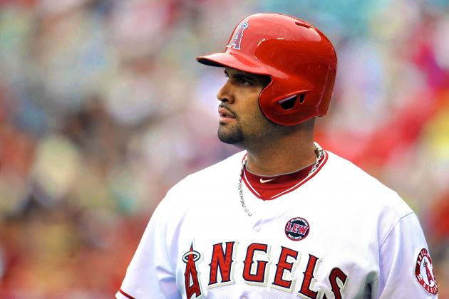 Former MLB Slugger Jack Clark Accuses Albert Pujols of PED Use