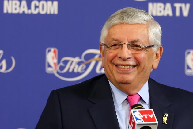 The Unmatchable Legacy of David Stern
