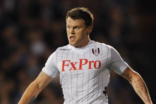 Fulham Left-Back John Arne Riise Set to Leave on Free Transfer