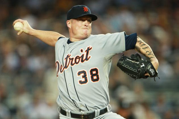 Detroit Tigers: Jeremy Bonderman's Return Improbable but Triumphant