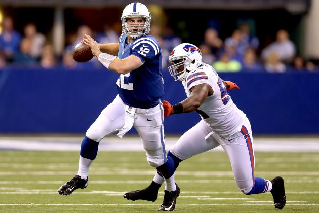Bills vs. Colts: TV Info, Spread, Injury Updates, Game Time and More